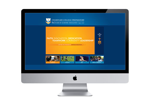 CHAMINADE: Admissions Videos